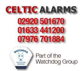 security alarms cardiff